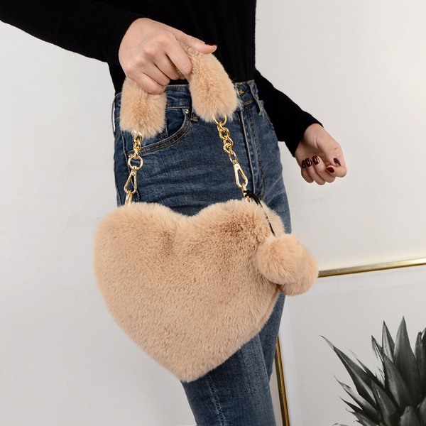 Fluffy bag picture