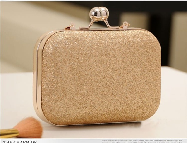 Clutch bag picture