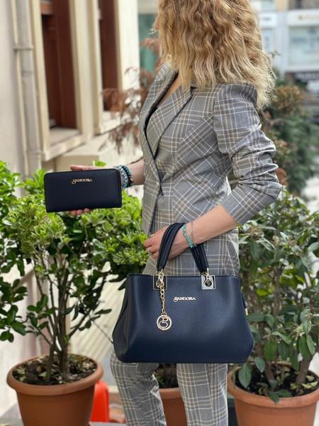 Pandora handbag and purse set picture