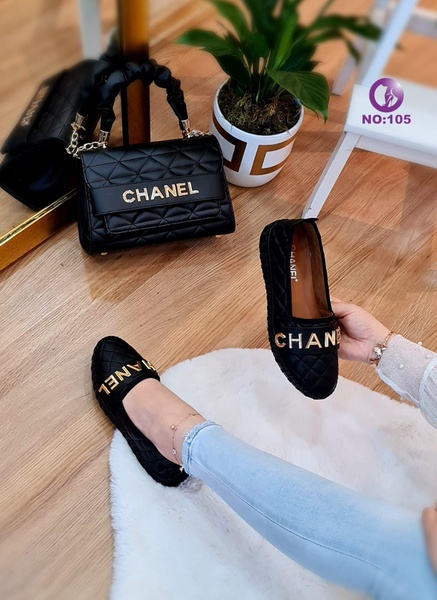 Chanel tennis picture