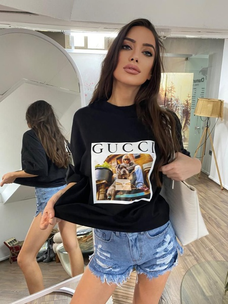 Gucci tshirt picture