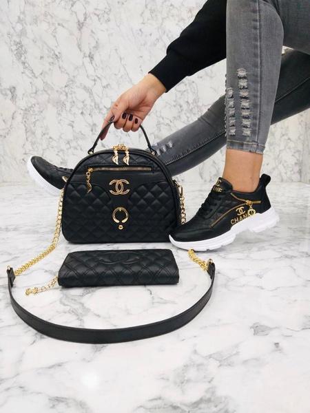 Chanel bag set picture