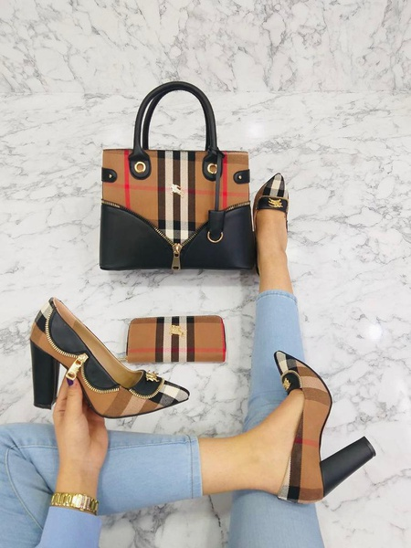 Burberry bag set picture