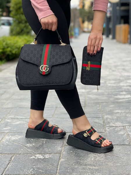 Gucci bag set picture