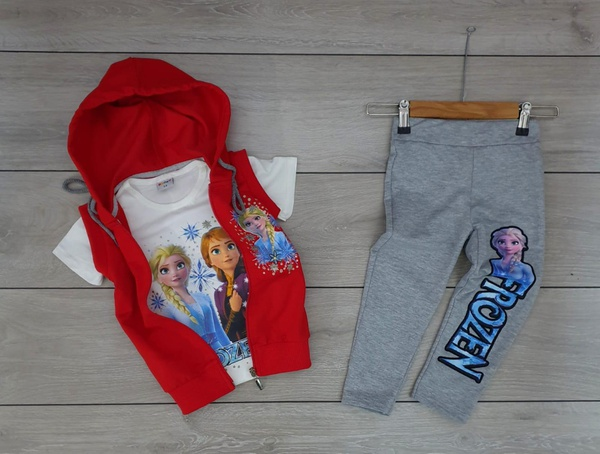 Girls tracksuits picture