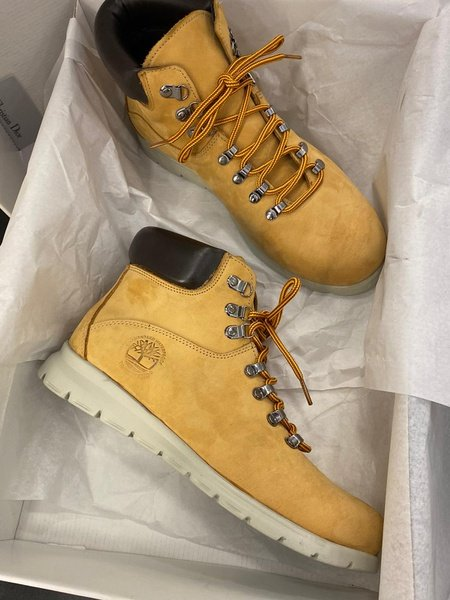 Timberland boots picture