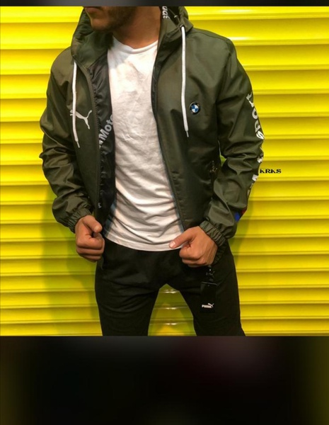 Puma motorsport jackets picture