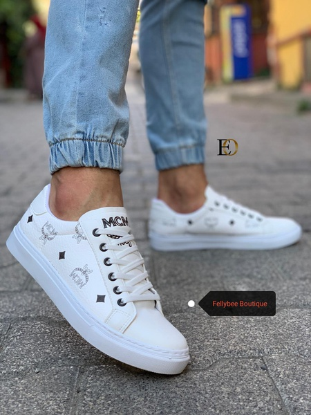 Mcm sneaker picture