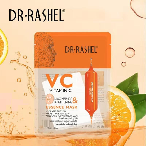 Dr rashel vitamin c essence mask picture