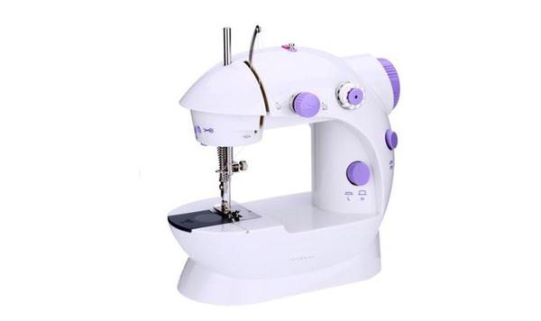 Mini sewing machine picture