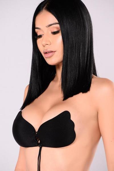 Invisible bra picture