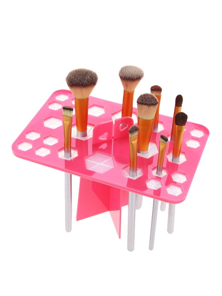 Make-up brush stand picture