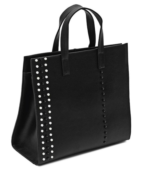 Genuine leather bag picture