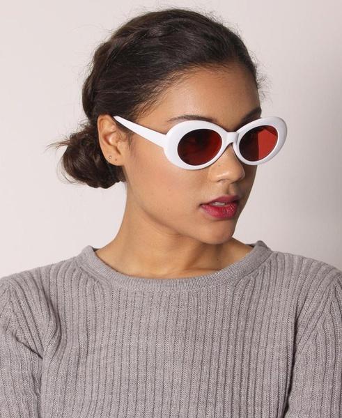 Sunglasses - black/red picture