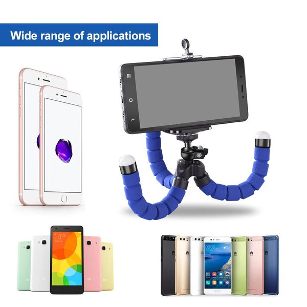 Octopus flexi phone tripod picture