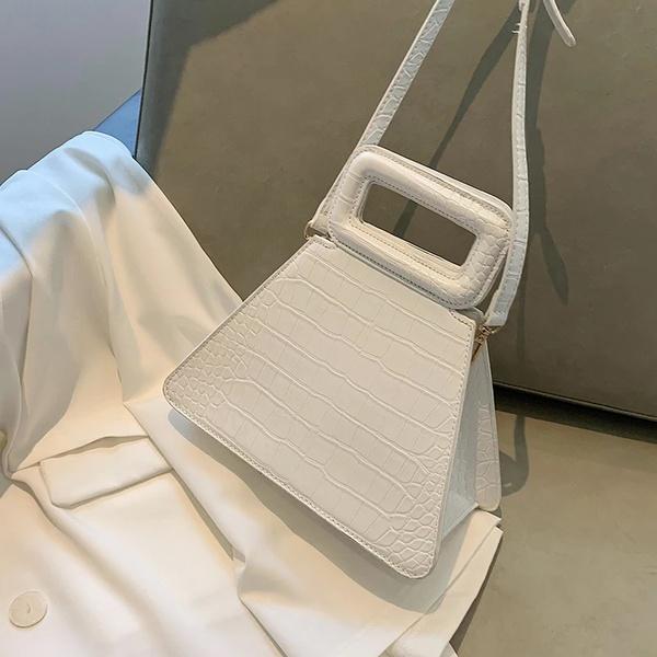 Fancy nubian top handle bag picture