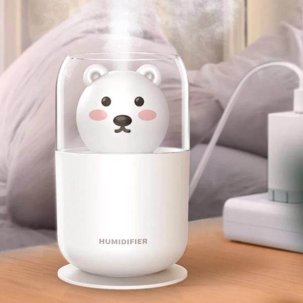 Bare bear ultrasonic humidifier picture