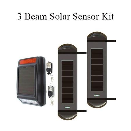 Hb-t001q3  solar beam sensor kit picture