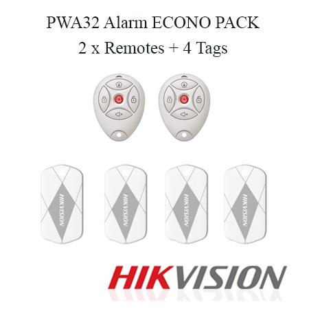 Pwar2 alarm remote econo pack picture