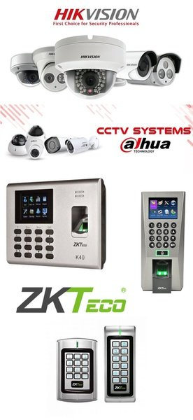Proffessional access control & cctv systems picture