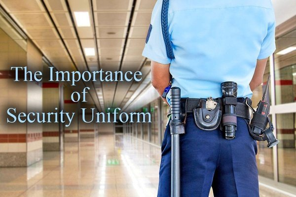 The Importance of Security Uniform picture