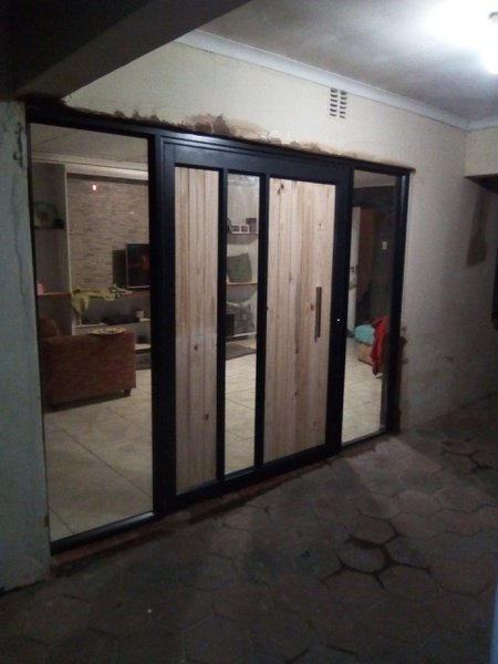 Proudly to say mr makeng is very happy for the job we did in his house at mlazi picture