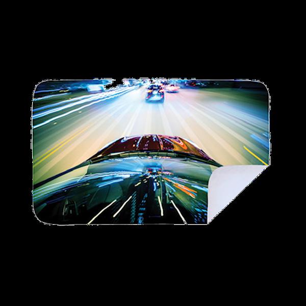 Microfiber beach towel  - race car picture