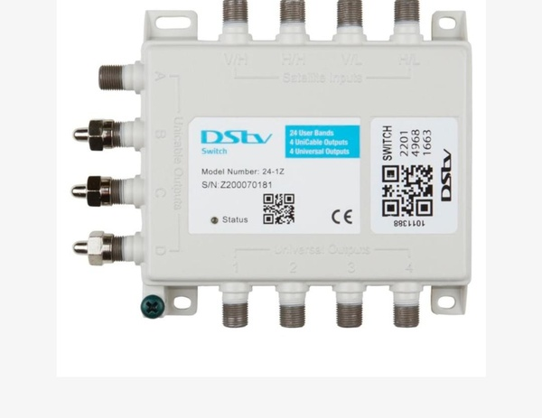 Smart switch unicable picture
