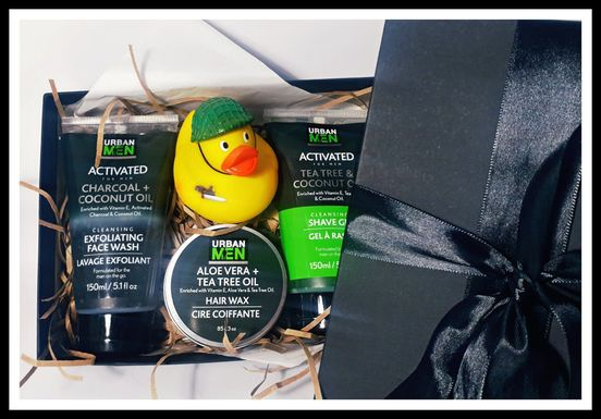 Gents urban men gift box picture