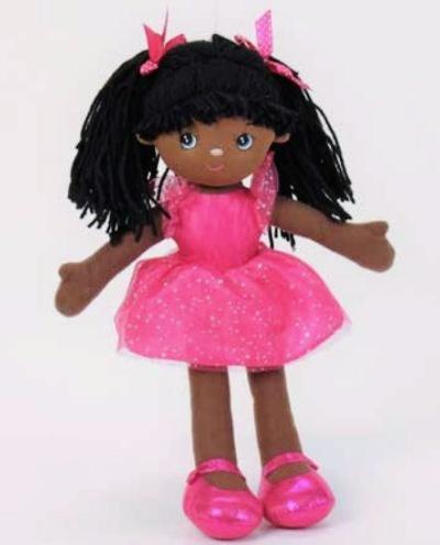 Ballet doll 40cm cerise picture