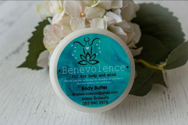 Body butter picture