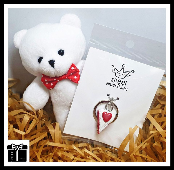 Slice of my heart gift box picture