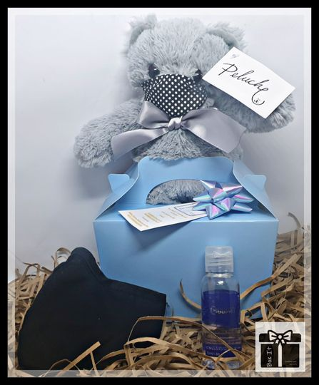 We believe for boys gift box picture