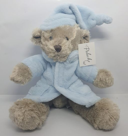 Dressing gown bear 35 cm picture