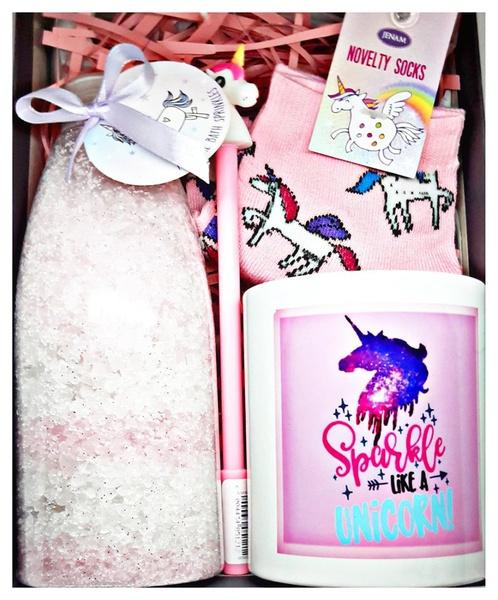 Sparkling unicorn picture