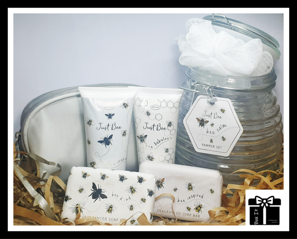 Just bee beautiful ladies gift box picture