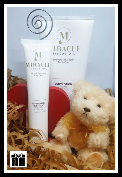 Miracle plush gift box picture