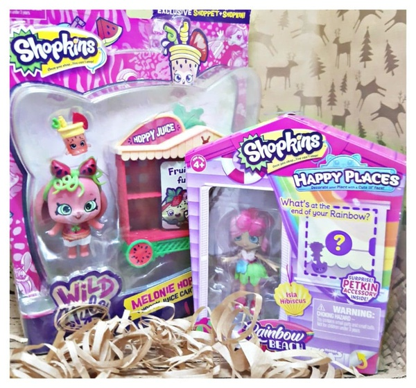 Shopkins happy places gift box picture