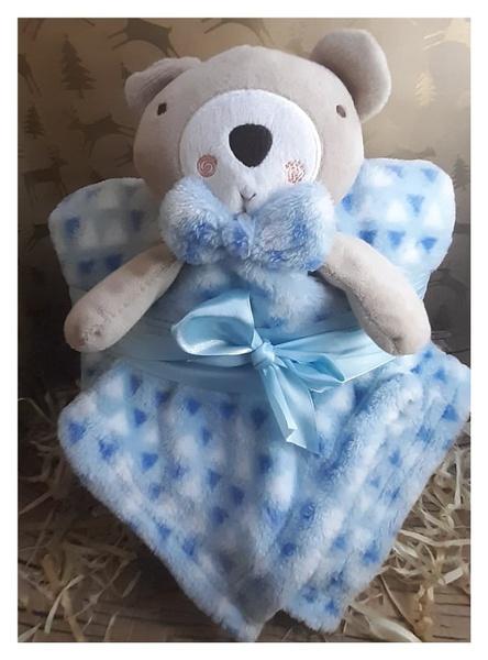 Baby fleece blanket picture