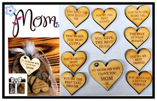 10 reasons why i love you mom gift box picture