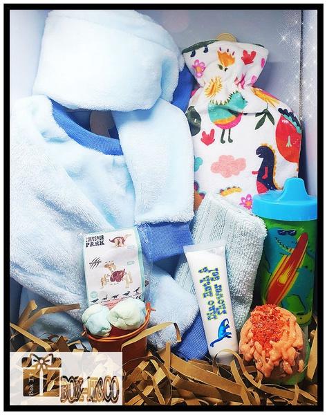 Winter dino explorer gift box picture