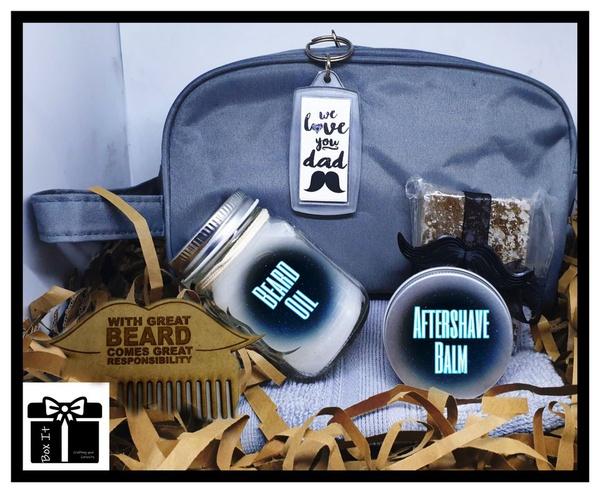 Beard gift box picture
