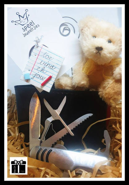 Lover boy gift box picture