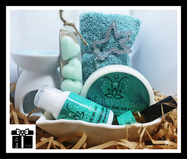 The ultimate relaxation aroma gift box picture