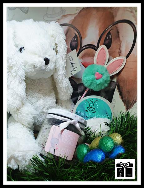 Her bunny treasure gift box picture