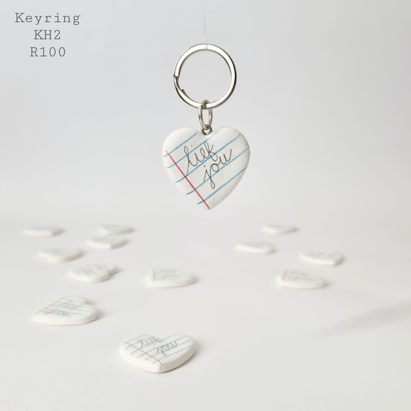 Lief jou key ring picture