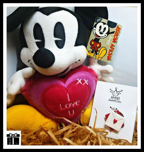 Because we all know mickey is fine gift box picture