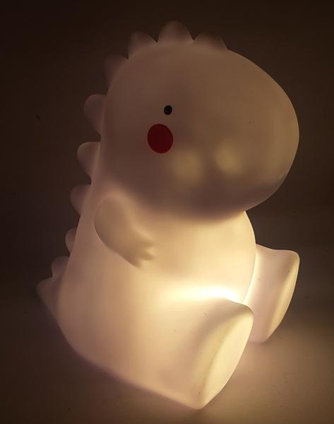 T-rex dino night light picture