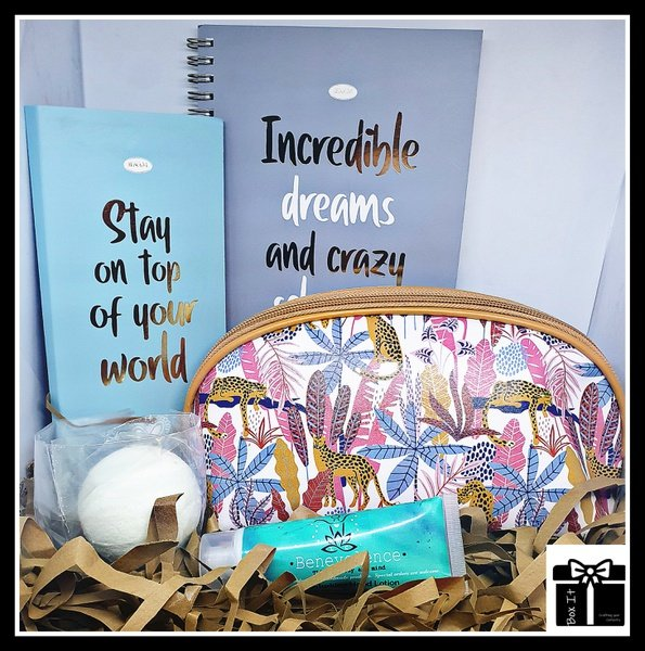 Wildly dreams lady gift box picture