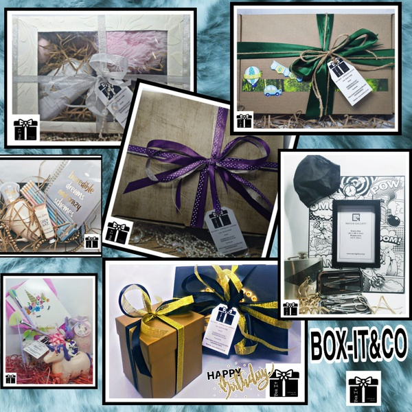 Gift Boxes for every and any occasion picture